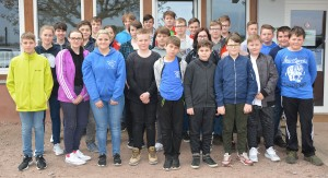 Gruppenfoto Jugendrundenendkampf 2017