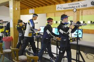 Luftgewehr Jugend