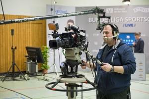 Liveübertragung Buli Kevelaer_Kameratechnik