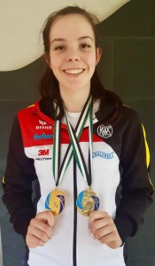 Hannah Steffen ISAS 2018