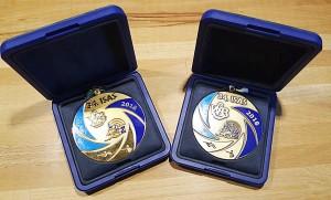 ISAS Medaillen
