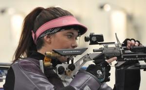 Michelle Hauck Luftgewehr1