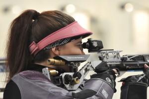 Michelle Hauck Luftgewehr2